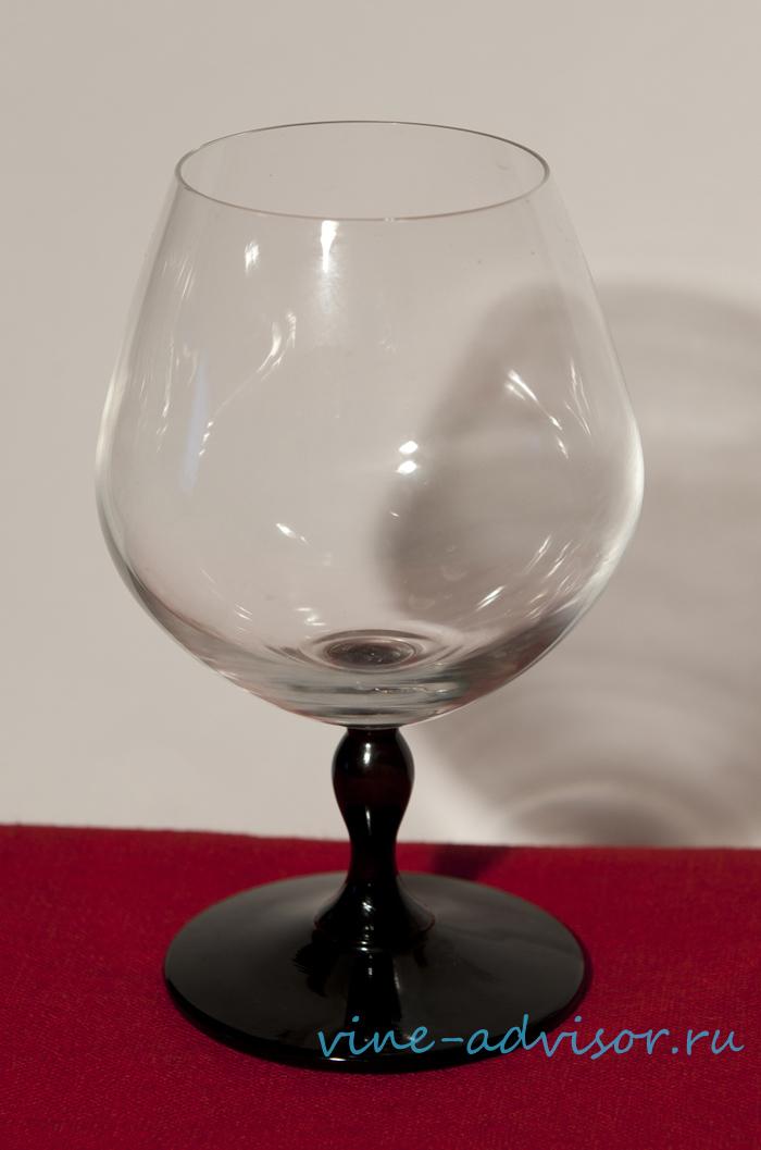 бокалы для бренди