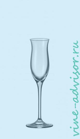 бокал для граппы