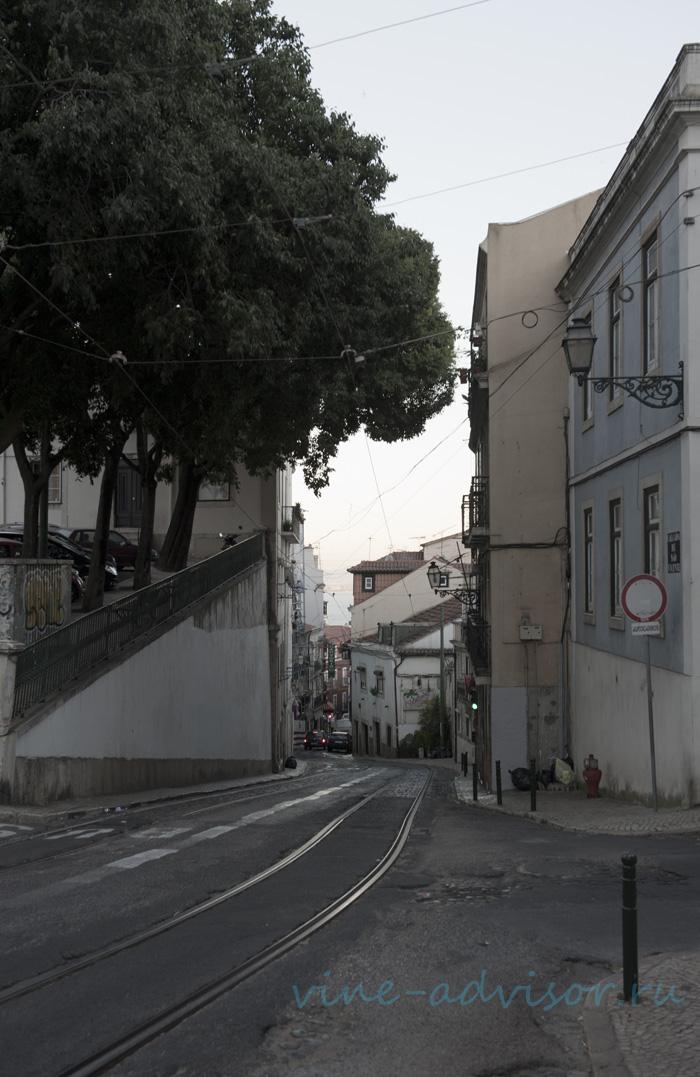 город лиссабон