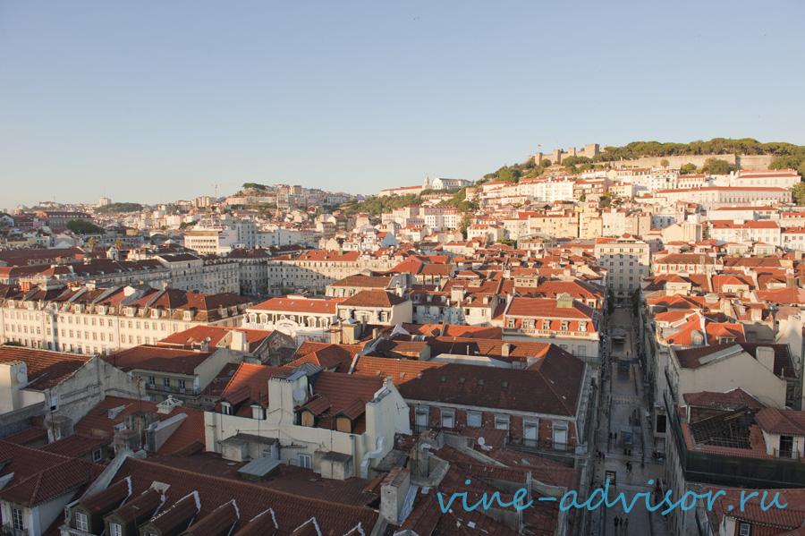 лиссабон город