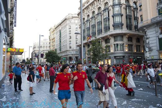 Испания 2010
