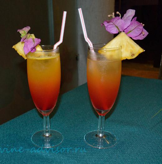 коктейль с ромом